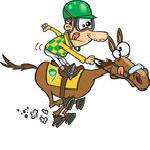 Apprentice Jockey