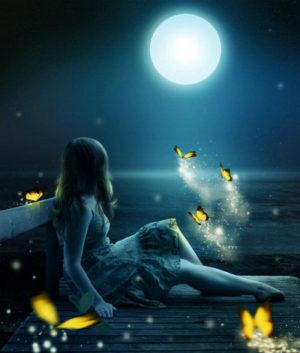 An Interview Under The Moonlight