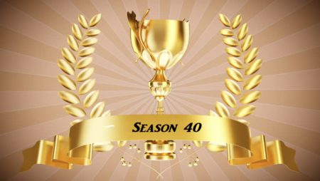 40th Racing Season – Trophy Room