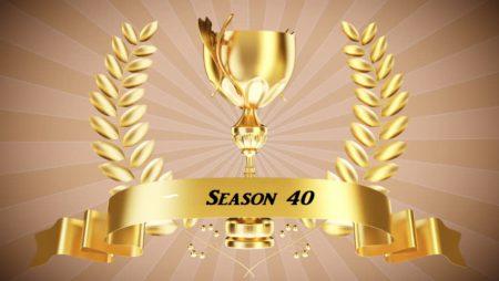 40th Racing Season – Trophy Room